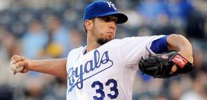 James Shields leads the team in strikeouts (132) and wins (11.)